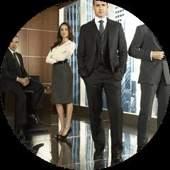 Корпоративный сайт юридической компании «Parada+partners»